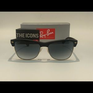 Ray-Ban Oversized Club Master Sunglasses